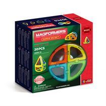 Magformers Curve 20 dele
