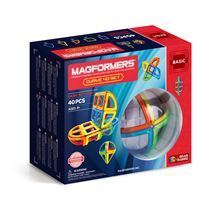 Magformers Curve 40 dele