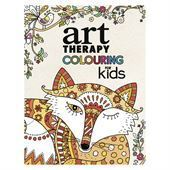 Colours by CPH Malebog Art Therapy Colouring for Kids Softcover