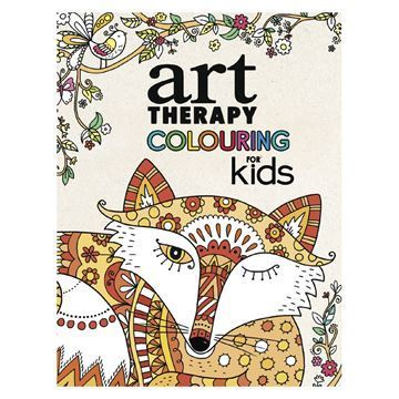 Image of   Malebog Art Therapy Colouring for Kids Softcover