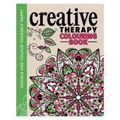 Colours by CPH Creative Therapy Colouring Softcover