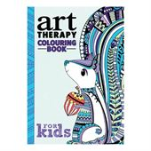 Malebog Art Therapy Kids hard cover