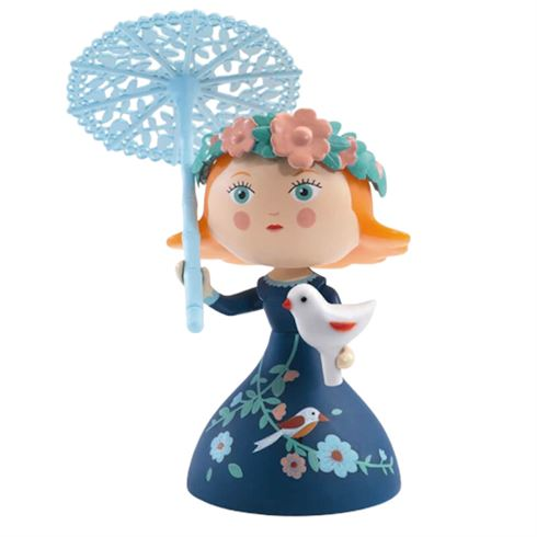 Image of Arty Toys Prinsessefigur Melodia fra Djeco (dj06779)