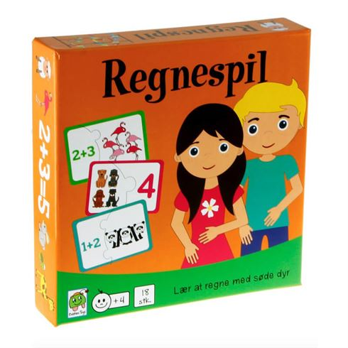 Image of   Regnespil Barbo Toys