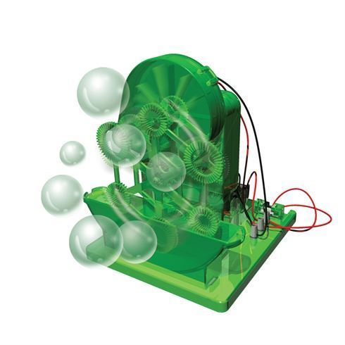 Image of Robotic Bubble Blower fra Alga Science (Science 21928508)