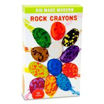 Rock Crayons fra Kid Made Modern