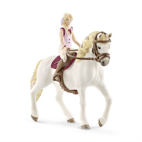 Image of Schleich Horse Club Sofia og Blossom (schleich 42515)