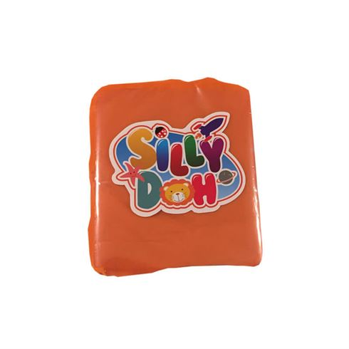 Image of Silly Doh silikone ler Orange (10719 Orange)