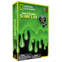 Slime Lab Kit Grønt fra National Geographic