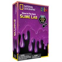 Slime Lab Kit Lilla fra National Geographic