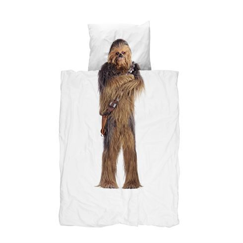 Image of   SNURK STAR WARS CHEWBACCA 140x200 cm