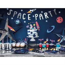 Space Party Tema