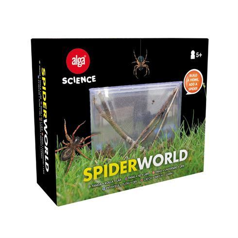Image of Spiderworld fra Alga Science (21978092)