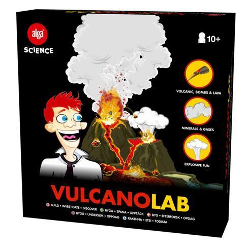 Volcano Lab fra Alga Science