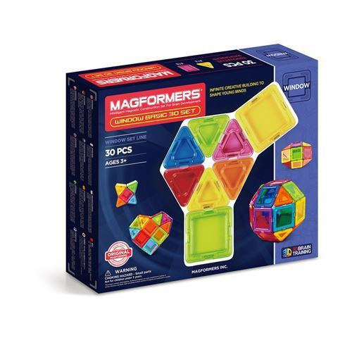 Magformers Window Basic 30 dele