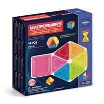 Magformers Window Solid 14 dele