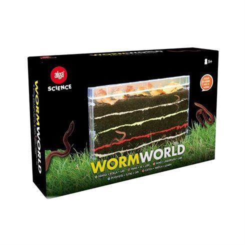 Image of Worm World fra Alga Science (21978094)