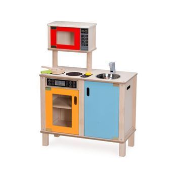 Image of Legekøkken i træ Little Chef fra Wonderworld (ww-4561)
